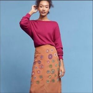 Sale! 3/$45 Anthropologie Slouchy Sweatshirt Top